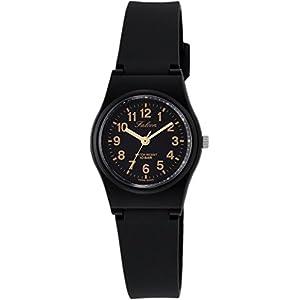 [シチズン キューアンドキュー]CITIZEN Q&Q 腕時計 Falcon ファルコン アナログ 10気圧防水 ウレタンベルト ブラック VP47-853 レディース