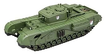 ガールズ&パンツァー チャーチル歩兵戦車Mk.VII 1/35スケール プラモデル 41109