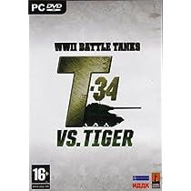 WWII Battle Tanks: T-34 vs. Tiger (輸入版)