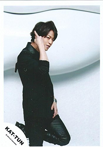 KAT-TUN 公式 生写真 亀梨和也 KT0031