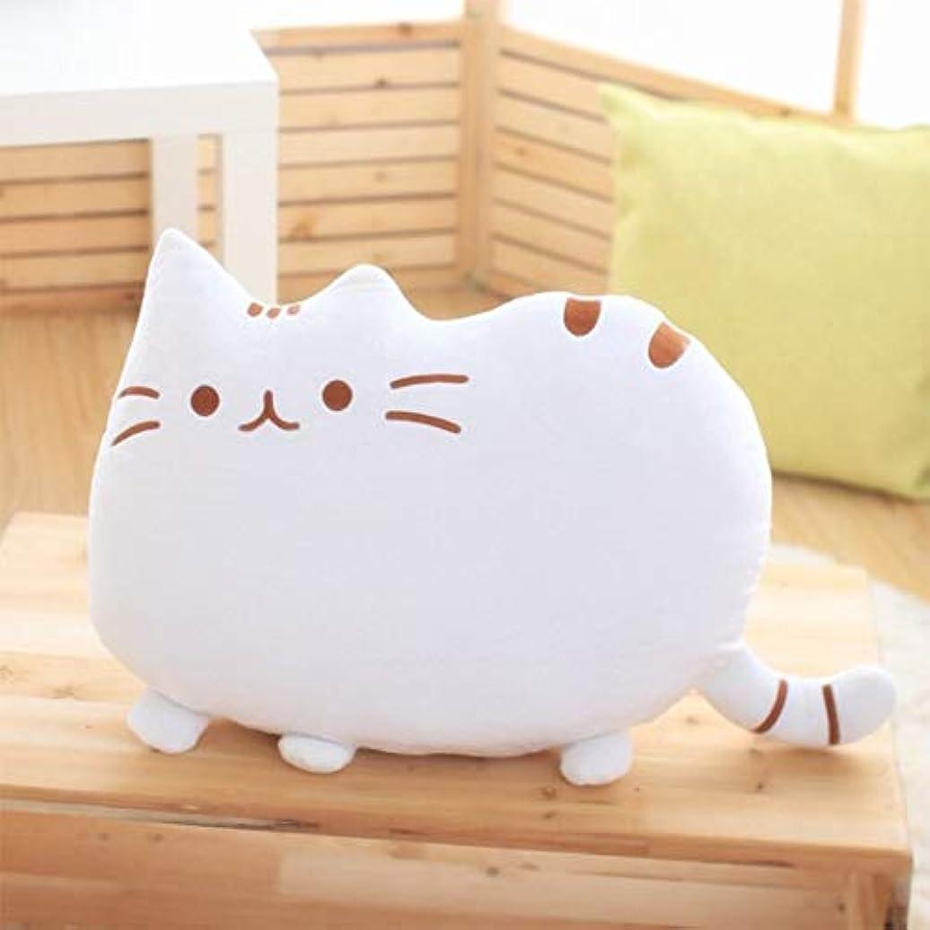 コーチ発生ねばねばLIFE8 色かわいい脂肪猫ベビーぬいぐるみ 20/40 センチメートル枕人形子供のための高品質ソフトクッション綿 Brinquedos 子供のためのギフトクッション 椅子