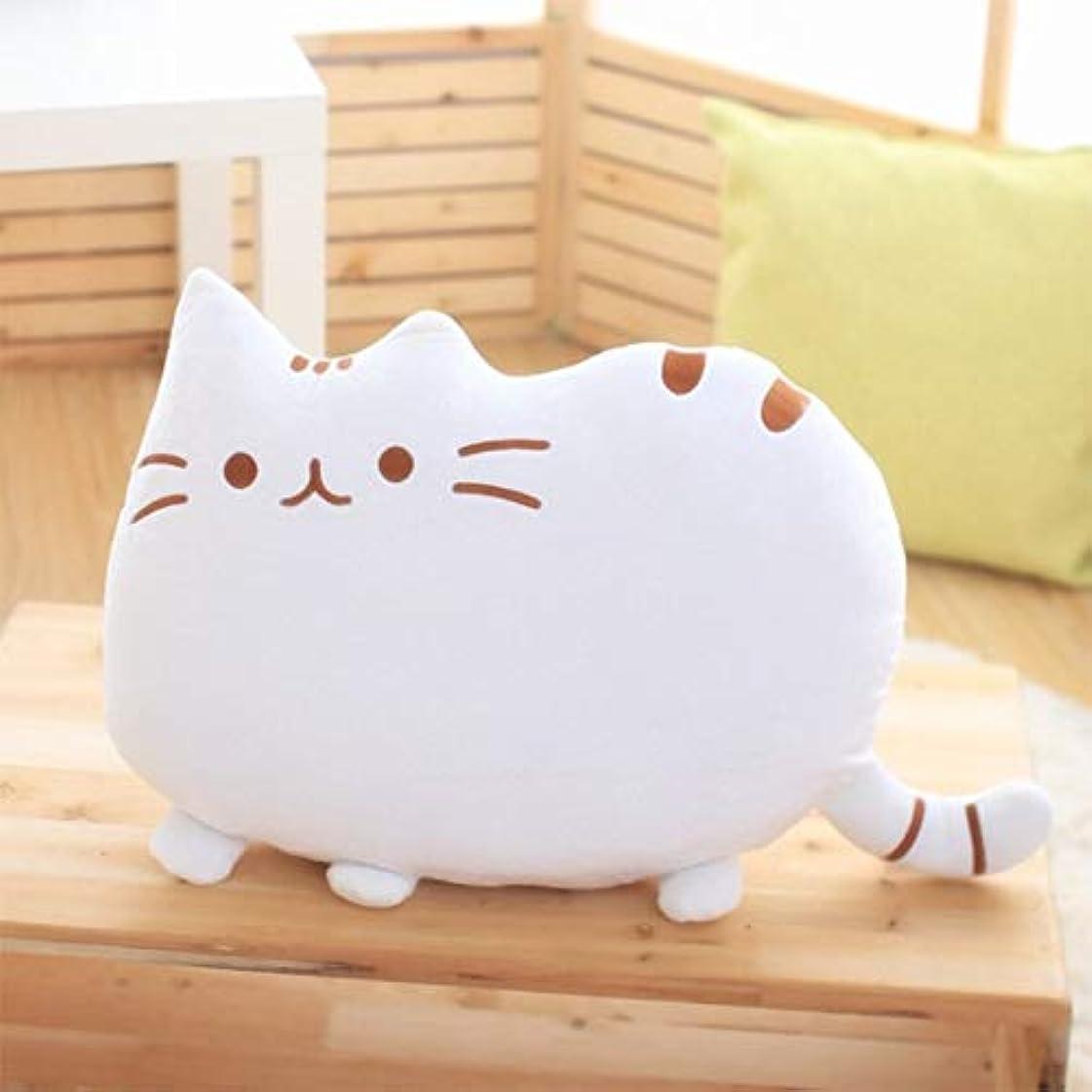カスタム大西洋薬用LIFE8 色かわいい脂肪猫ベビーぬいぐるみ 20/40 センチメートル枕人形子供のための高品質ソフトクッション綿 Brinquedos 子供のためのギフトクッション 椅子
