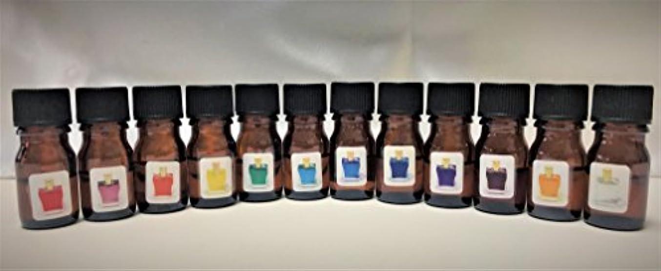 軽量脅迫ケイ素和み彩香ブレンド 香りボトル(12本セット)