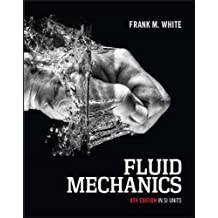White Fluid Mechanics In Si Units