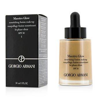 [Giorgio Armani] Maestro Glow Nourishing Fusion Makeup SPF 30 - #4 30ml/1oz