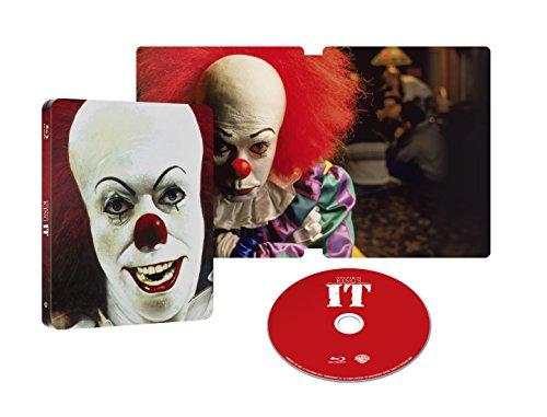 イット ブルーレイ スチールブック仕様(数量限定生産) [Blu-ray]
