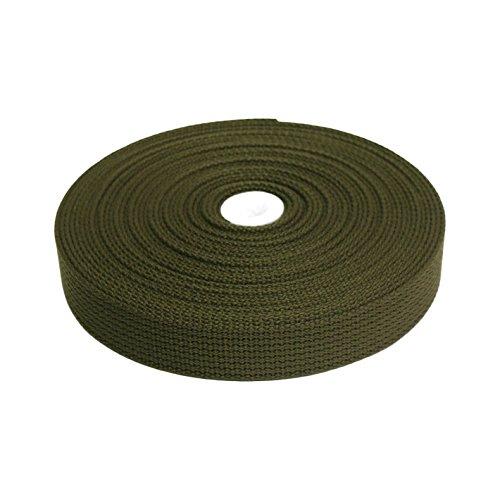 ジャスミン アイビーテープ 25mm巾×10m巻 カーキ IV2510-25-8
