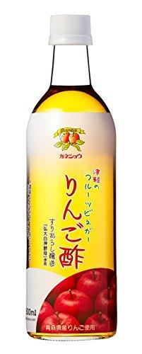 カネショウ 津軽のフルーツビネガー りんご酢 500ml