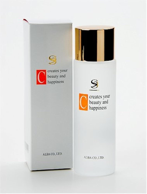 アスレチックも付き添い人イオン導入器専用化粧水アルバコスメ SSビューティーC150ml