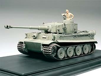 タミヤ 1/35 MM 完成品 1/35 タイガーI極初期型501重戦車大隊 完成