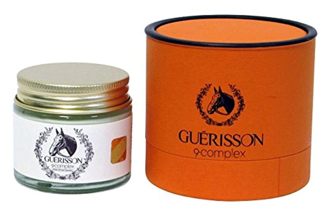 でる来て期待[3EA] GUERISSON ゲリソン 9?complex 馬油クリーム (9 Complex Moisturizing Scar Cream Horse Oil Wrinkle Care) 70g*3 [並行輸入品]