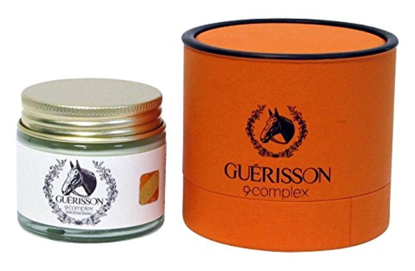 [3EA] GUERISSON ゲリソン 9?complex 馬油クリーム (9 Complex Moisturizing Scar Cream Horse Oil Wrinkle Care) 70g*3 [並行輸入品]