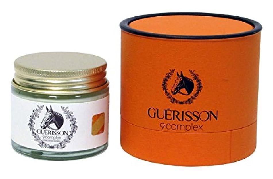 強制的ヒールリフレッシュ[3EA] GUERISSON ゲリソン 9?complex 馬油クリーム (9 Complex Moisturizing Scar Cream Horse Oil Wrinkle Care) 70g*3 [並行輸入品]
