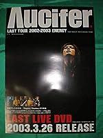 Λucifer リュシフェル LAST LIVE B2サイズポスター