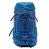 [ オスプレー ] Osprey バックパック イーサー AG 85 Aether AG (85L) リュックサック ザック 10000653 ネプチューンブルー Neptune Blue トレッキング 登山 アウトドア メンズ 旅行 テクニカル パック [並行輸入品]