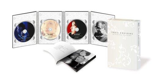 トリコロール コレクターズBOX [DVD]の詳細を見る