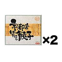 宇都宮ねぎにら餃子2箱セット 24個×2箱