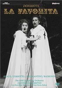 ドニゼッティ:歌劇「ラ・ファヴォリータ」 [DVD]