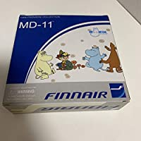 FINNAIR 1/400 PREMIERE COLLECTION MD-11 MOMIN ムーミン 飛行機 模型