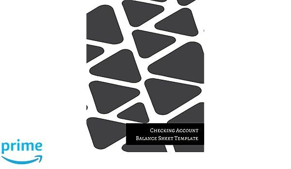 amazon checking account balance sheet template insignia accounts