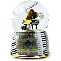 Non Rock Water Globe For Musical Instruments、音楽ボックス