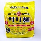 オットギ サリ麺 5食入×3個セット (韓国鍋料理用麺、煮込み用ラーメン※スープは入っておりません)