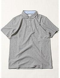 (コーエン) COEN ポロシャツ ツイルショールカラーポロシャツ 75256038028 メンズ