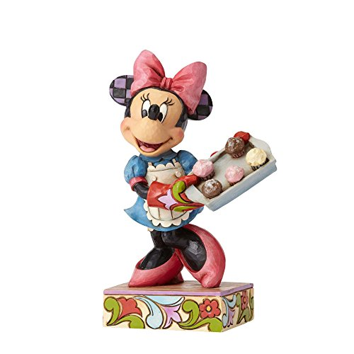 ENESCO(에너지 스코 ) 미니 마우스 Baker Minnie Sugar, Spice and Everything Nice 4055411 [병행수입품]-