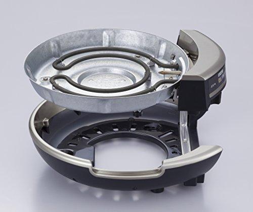 タイガー グリル鍋 5.0L プレート 3枚 タイプ 深鍋 たこ焼き 焼肉 プレート 蓋 付き CQD-B300-TH