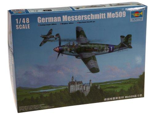 """1/48 ドイツ軍 Me509 """"ヴァンダー・ファルケ"""""""