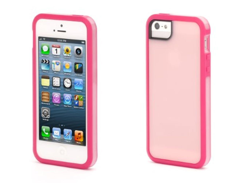 レンチペイント一致するGriffin Technology グリフィン Griffin iPhone5/5s アイフォン ケース セパレーツ ピンク Separates HPK PKI GB37659