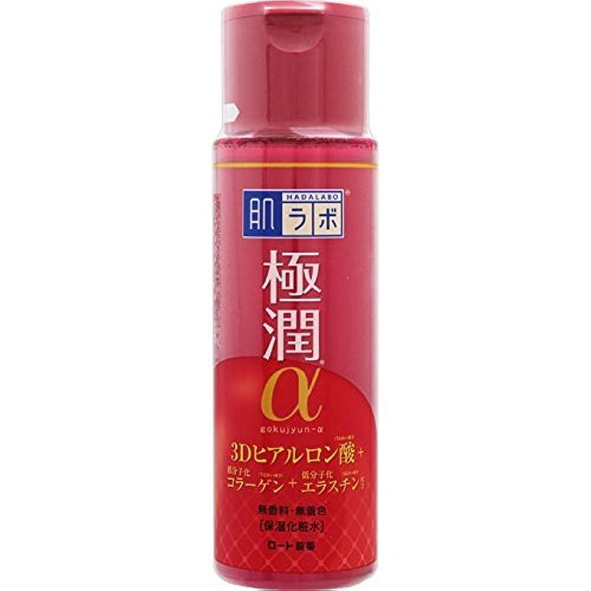 肌ラボ 極潤α ハリ化粧水 170mL