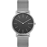 Skagen Men's SKW6483 Analog Quartz Silver Watch
