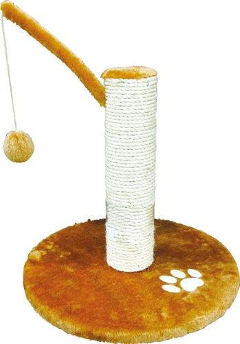 猫の爪とぎ ラウンドボール 高さ約38cm 12058