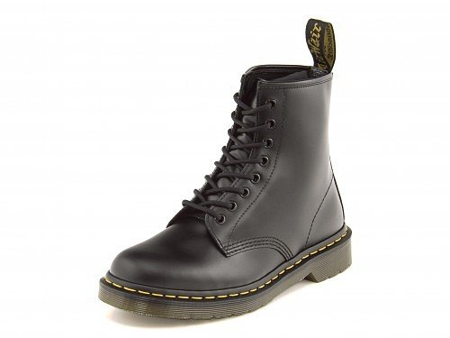 BACK TO BASIC 1460Z 8EYE BOOT Black Smooth 10072004