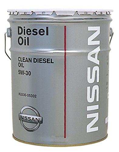 NISSAN クリーンディーゼル 5W30 SN 鉱物油 20L