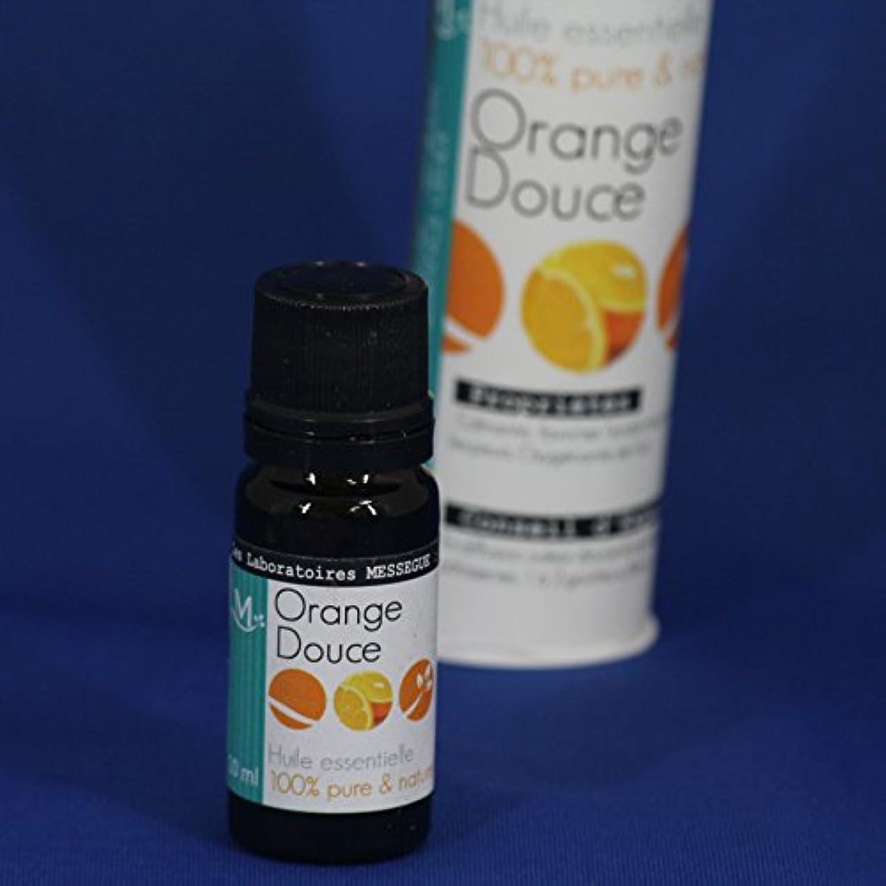 優れたくしゃみ望みLabaratoires MESSEGUE Huile essentieiie  100%pure&naturelle OrangeDouce モーリスメセゲ エッセンシャルオイル オレンジスイート