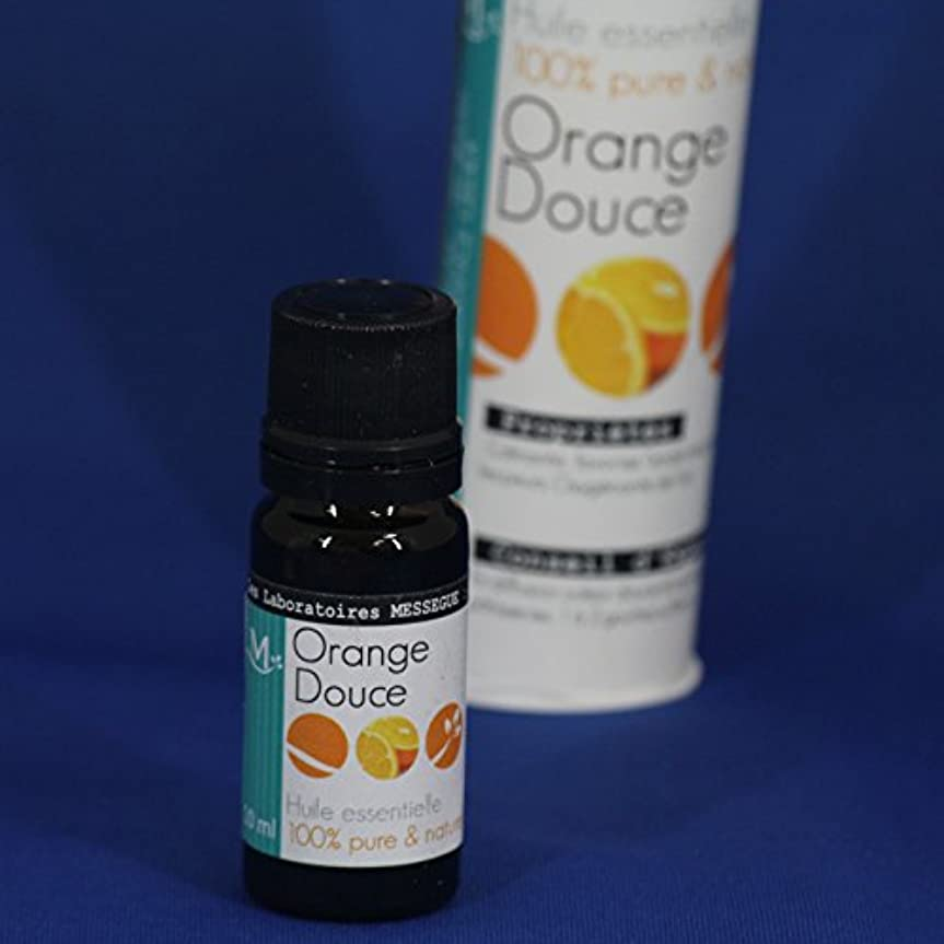 レジ栄養保証Labaratoires MESSEGUE Huile essentieiie  100%pure&naturelle OrangeDouce モーリスメセゲ エッセンシャルオイル オレンジスイート
