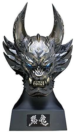 フューチャーモデルズ 牙狼〈GARO〉 プロップシリーズ ジャアク ヘッドモデル 1/1スケール ソフトビニール製 塗装済み 完成品