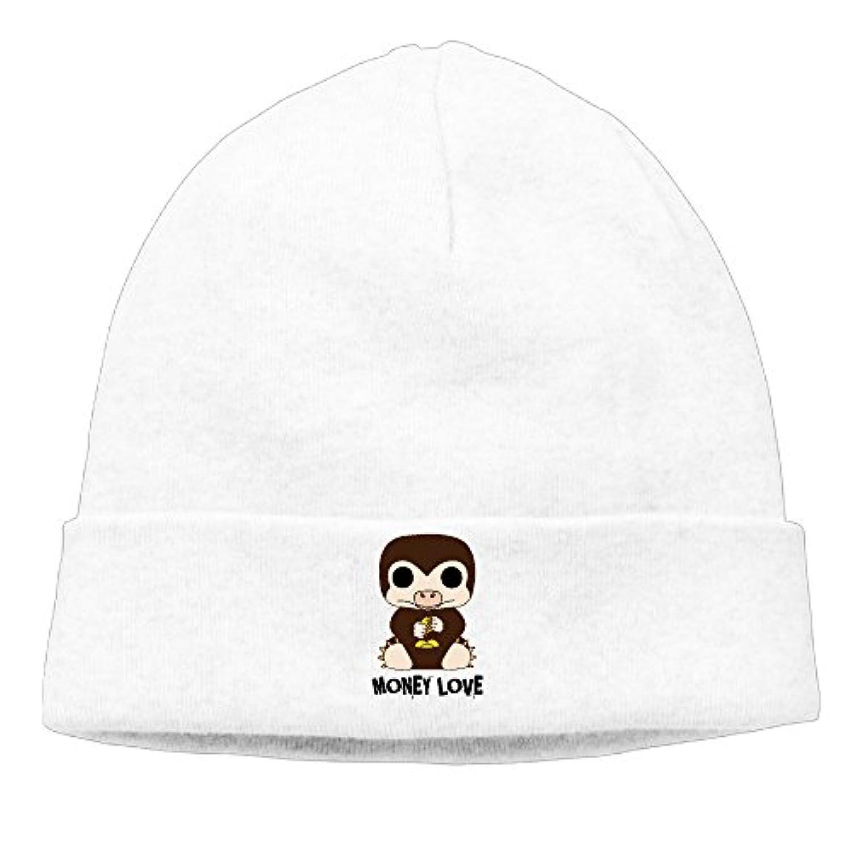SmokyBird ニットキャップ ニット帽 ビーニー 防寒 ワッチ CAP おもしろカモノハシ ニフラー Niffler 可愛い