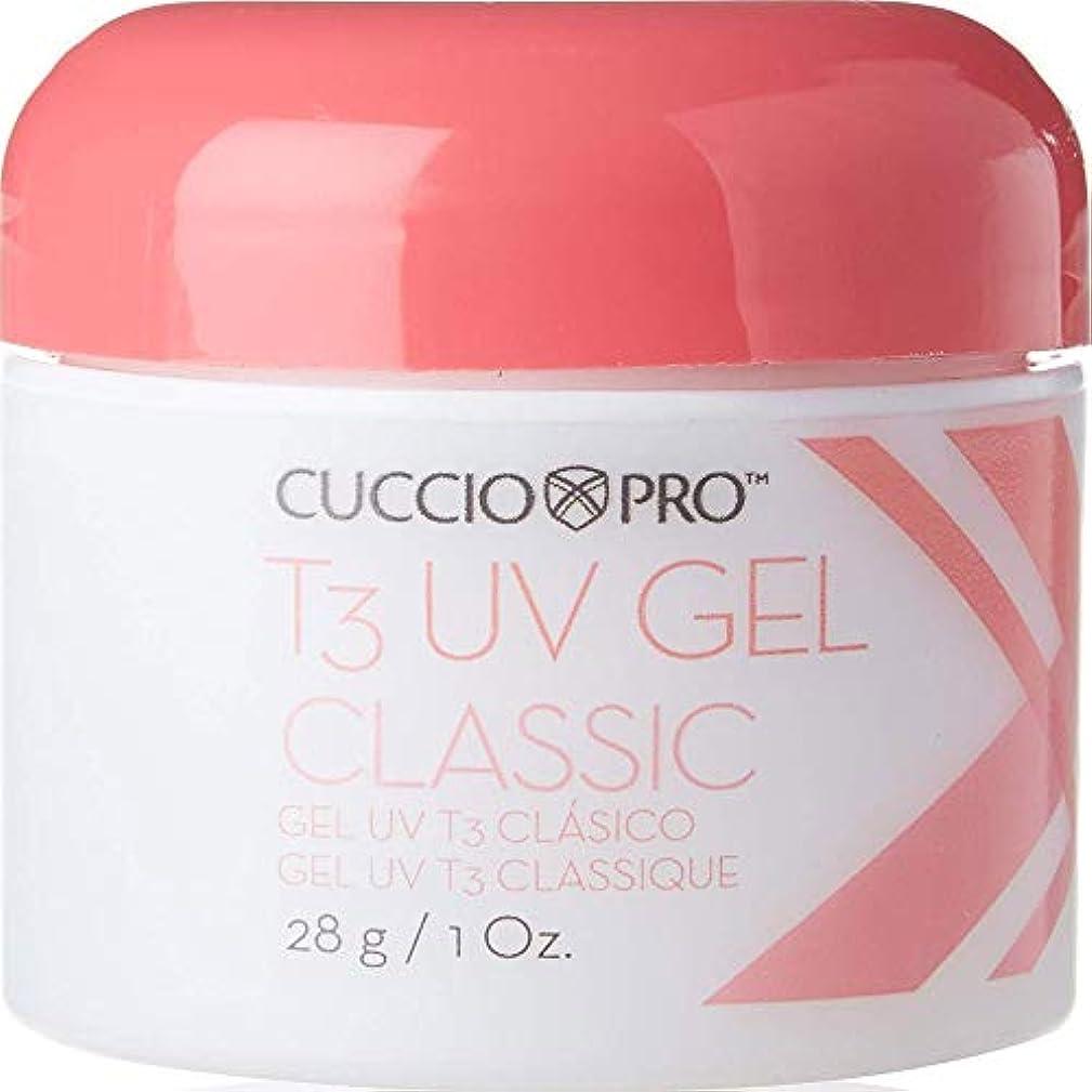 材料ペレグリネーション月Cuccio Pro T3 UV Gel Classic Pink for High Shine Natural and Artificial Nails 28g