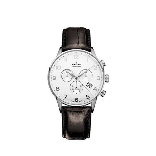 エドックス EDOX 腕時計 メンズ 10408-3A-AIN クロノグラフ 腕時計 並行輸入品