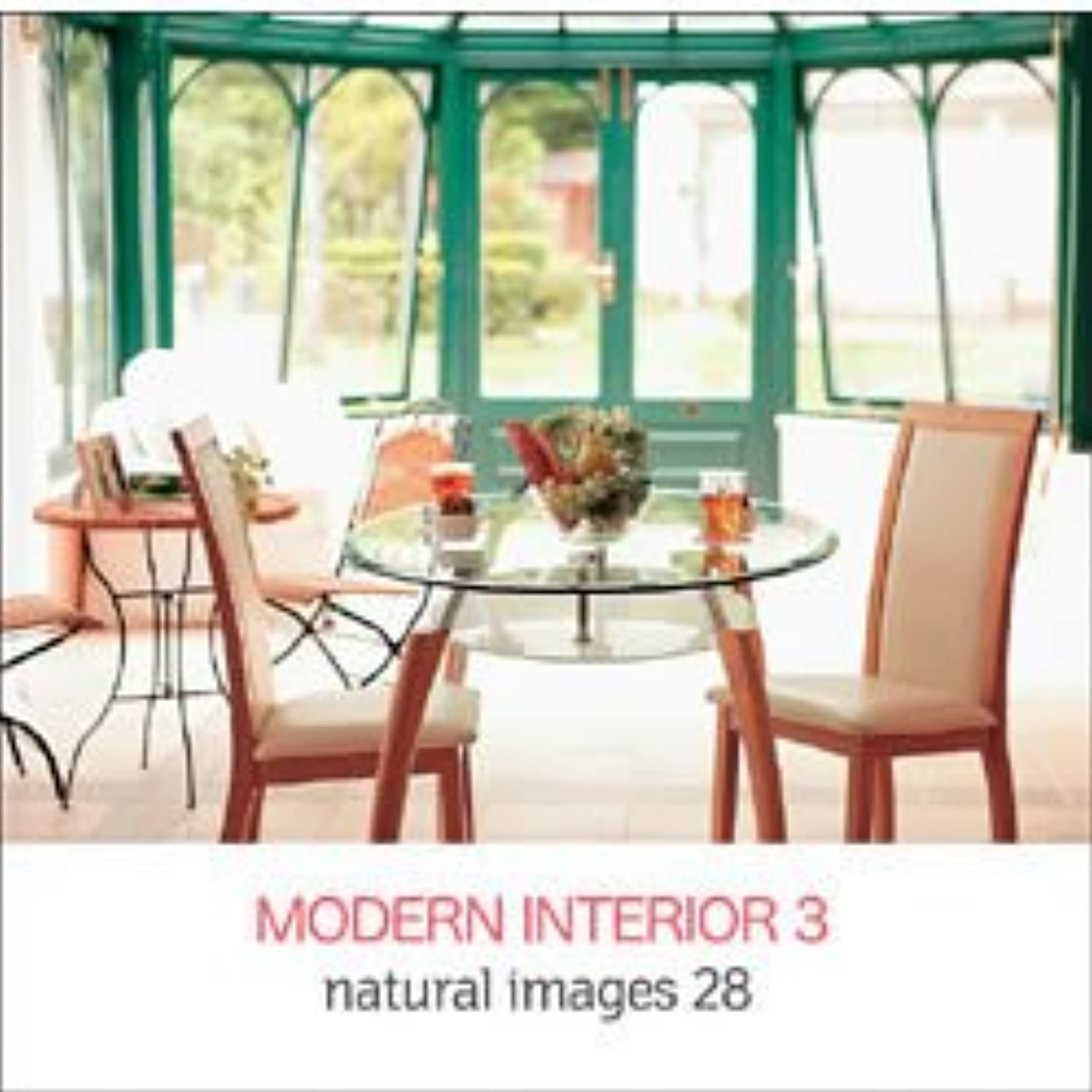 仕える振るう補正natural images Vol.28 Modern Interior3