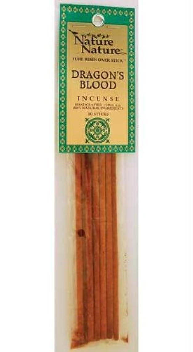 下手メーター日付付きAzureGreen ISNDBドラゴンブラッドNature Incense Stick – 10パック