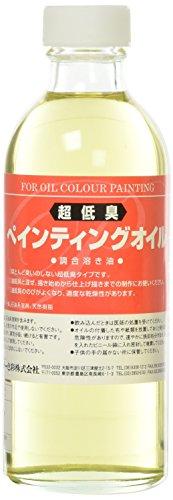 ターナー色彩 画用液 超低臭ペインティングオイル【HTRC3】 OC250946 250ml