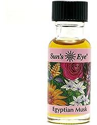 【Sun'sEye サンズアイ】Specialty Oils(スペシャリティオイル)Egyptian Musk(エジプシャンムスク)