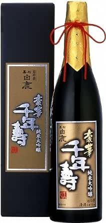 超特撰 黒松白鹿 豪華千年壽 純米大吟醸 720ml LS-25