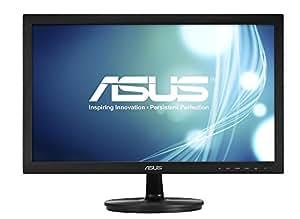 ASUS 23型フルHDディスプレイ ( IPS / 広視野角178° / 1,920×1,080 / HDMI×1,DVI×1,D-sub×1 / VESA規格 / 3年保証 ) VS239HV