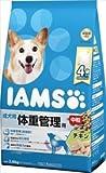 アイムス成犬用 体重管理用 チキン 中粒 2.6kg×4袋