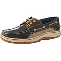Sperry Billfish 3-Eye Men's Boat Shoes, Navy, 12 US